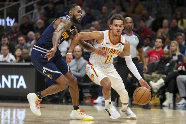 Denver Nuggets at Atlanta Hawks - 2/21/21 NBA Picks and Prediction