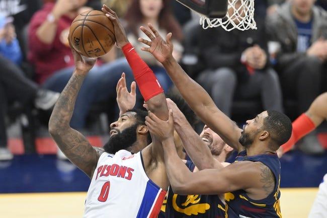 Detroit Pistons vs Houston Rockets NBA Picks, Odds, Predictions 1/22/21