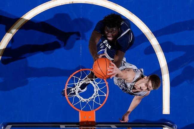 Air Force vs Utah State College Basketball Picks, Odds, Predictions 12/31/20