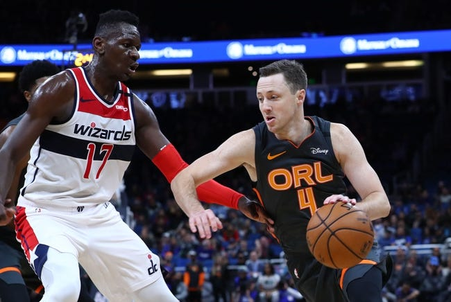 Washington Wizards vs Orlando Magic NBA Picks, Odds, Predictions 12/26/20