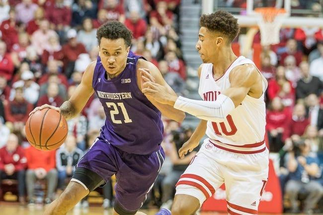 Indiana vs Northwestern College Basketball Picks, Odds, Predictions 12/23/20