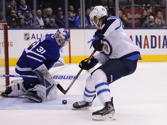 Toronto Maple Leafs vs Winnipeg Jets NHL Picks, Odds, Predictions 1/18/21
