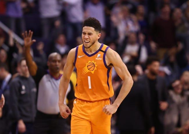 Orlando Magic at Phoenix Suns - 2/14/21 NBA Picks and Prediction