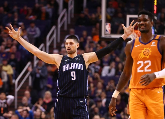 Phoenix Suns vs Orlando Magic NBA Picks, Odds, Predictions 2/14/21