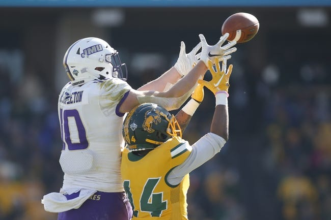 James Madison vs Richmond. College Football Picks, Odds, Predictions 4/17/21