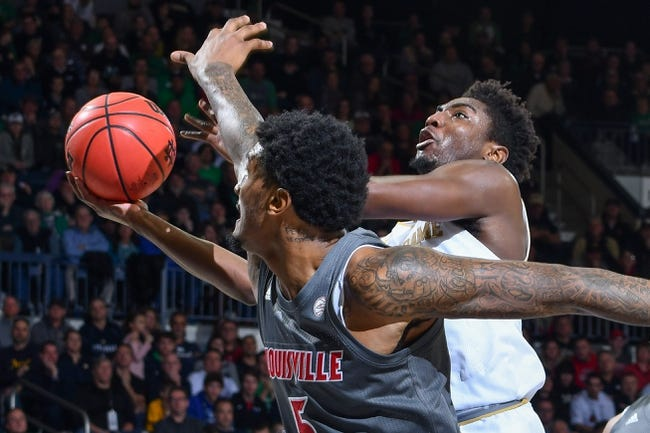 Louisville vs Notre Dame College Basketball Picks, Odds, Predictions 2/23/21