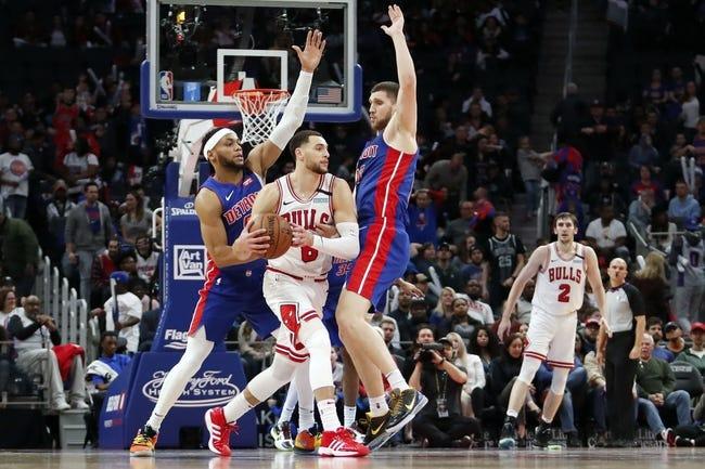 Chicago Bulls vs Detroit Pistons NBA Picks, Odds, Predictions 2/17/21