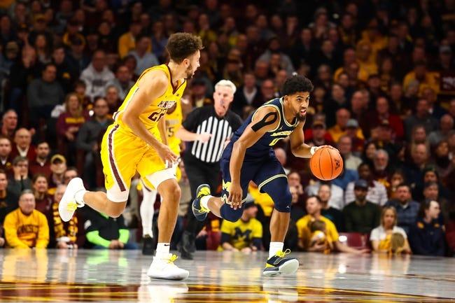 Michigan vs Minnesota College Basketball Picks, Odds, Predictions 1/6/21