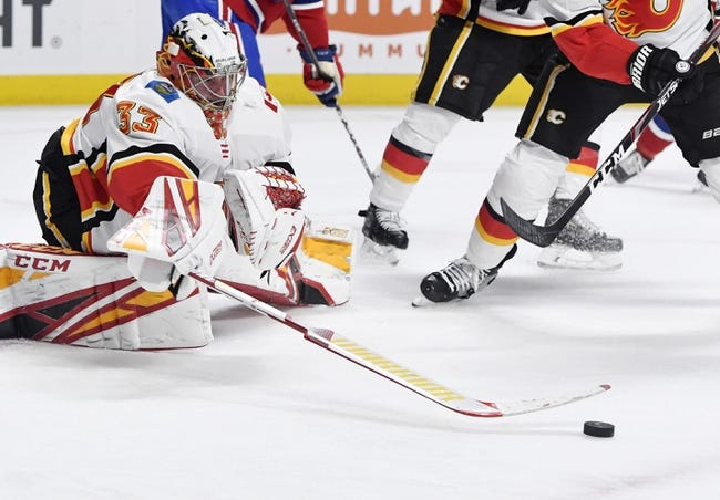 Montreal Canadiens vs Calgary Flames NHL Picks, Odds, Predictions 1/28/21