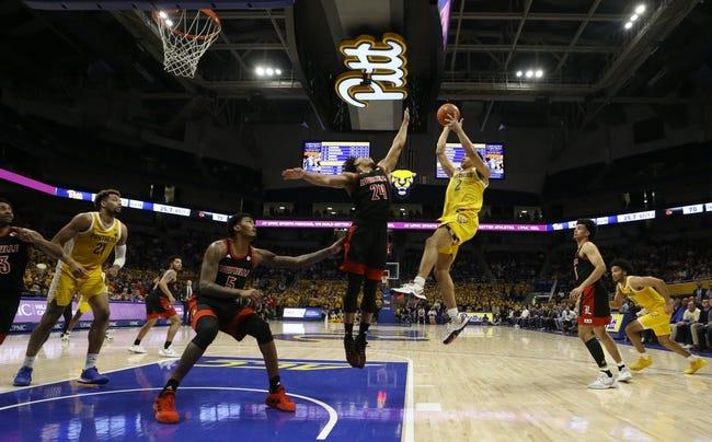 Pittsburgh vs Louisville College Basketball Picks, Odds, Predictions 12/22/20