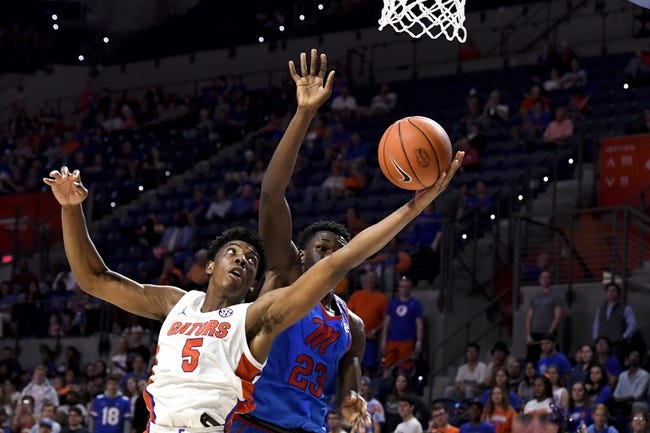 Florida vs Ole Miss College Basketball Picks, Odds, Predictions 1/12/21