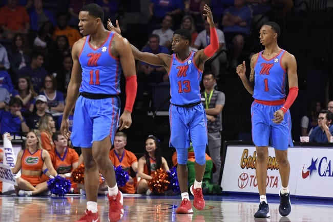 Mississippi  at Florida  - 1/12/21 College Basketball Picks and Prediction