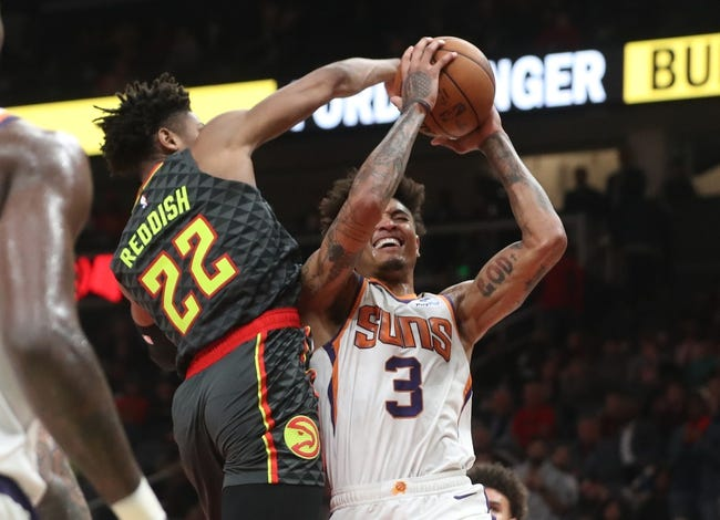 Atlanta Hawks at Phoenix Suns - 1/13/21 NBA Picks and Prediction