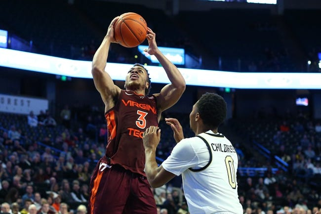 Virginia Tech at Wake Forest: 1/17/21 College Basketball Picks and Predictions