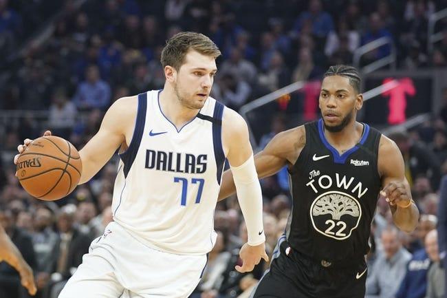 Dallas Mavericks vs Golden State Warriors NBA Picks, Odds, Predictions 2/6/21