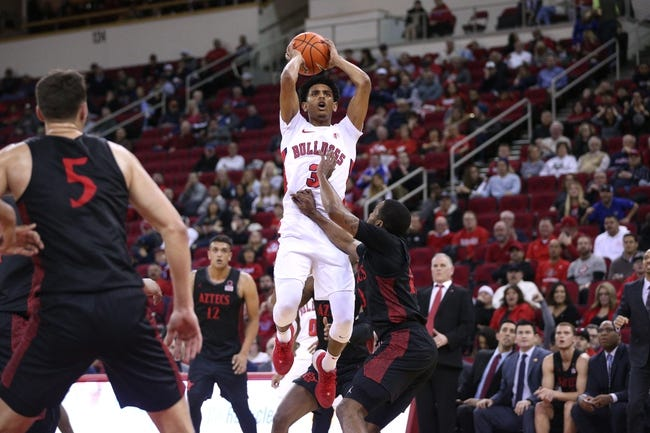 San Diego State at Fresno State: 2/18/21 College Basketball Picks and Predictions