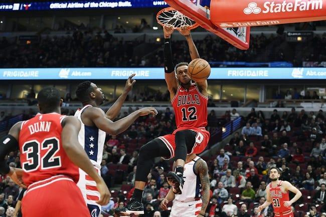 Washington Wizards vs Chicago Bulls NBA Picks, Odds, Predictions 12/29/20