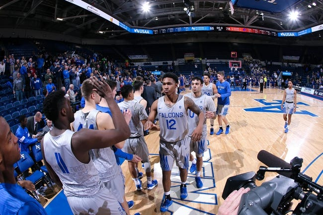 Boise State vs Air Force College Basketball Picks, Odds, Predictions 1/8/21