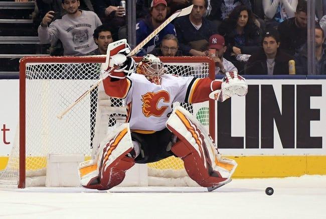 Calgary Flames vs Toronto Maple Leafs NHL Picks, Odds, Predictions 1/24/21