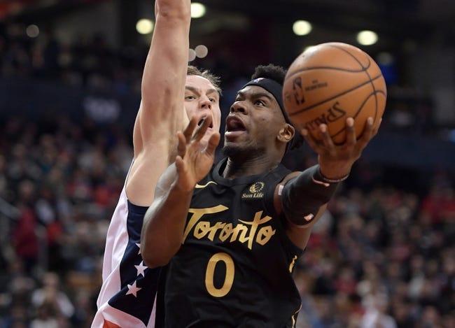 Washington Wizards vs Toronto Raptors NBA Picks, Odds, Predictions 2/10/21