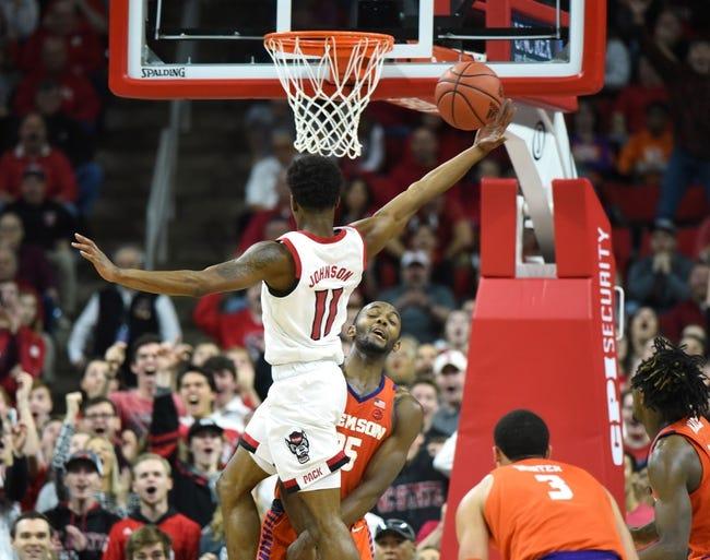 Clemson vs North Carolina State College Basketball Picks, Odds, Predictions 1/5/21