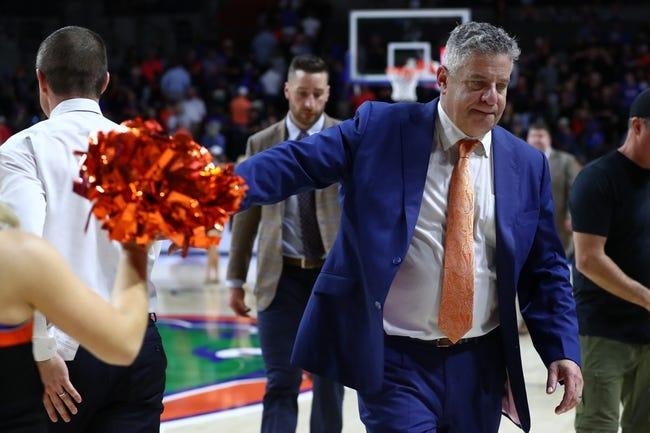 Auburn vs Florida College Basketball Picks, Odds, Predictions 2/23/21