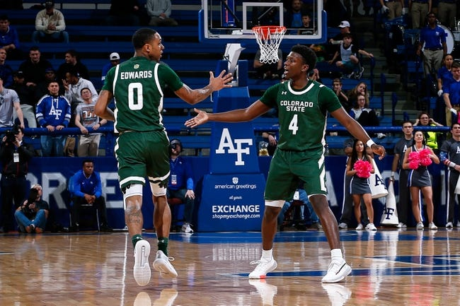 New Mexico at Colorado State: 3/3/21 College Basketball Picks and Prediction