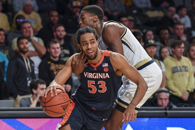 Georgia Tech at Virginia: 1/23/21 College Basketball Picks and Predictions