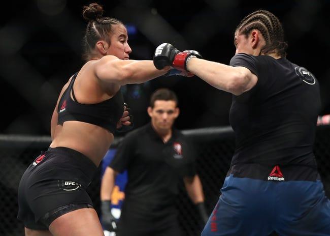 UFC 258: Maycee Barber vs. Alexa Grasso Picks and Predictions