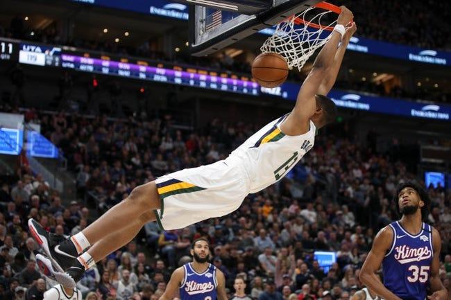 Sacramento Kings at Utah Jazz - 4/10/21 NBA Picks and Prediction