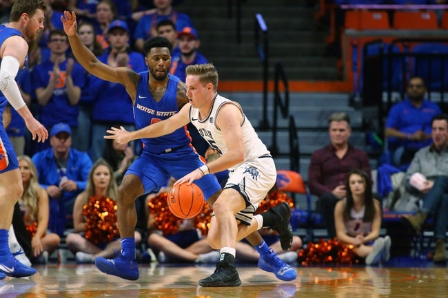 Utah State at Boise State: 2/17/21 College Basketball Picks and Predictions