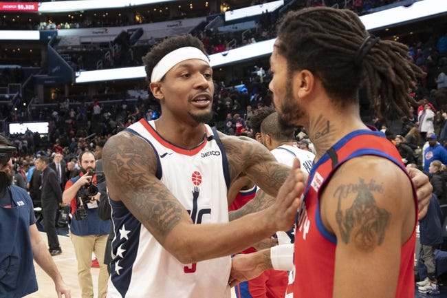 Washington Wizards vs. Detroit Pistons NBA Picks, Odds, Predictions 12/17/20