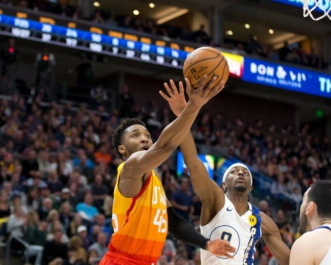 Indiana Pacers vs Utah Jazz NBA Picks, Odds, Predictions 2/7/21