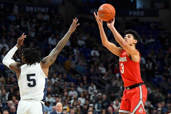 Ohio State vs Penn State College Basketball Picks, Odds, Predictions 1/6/21