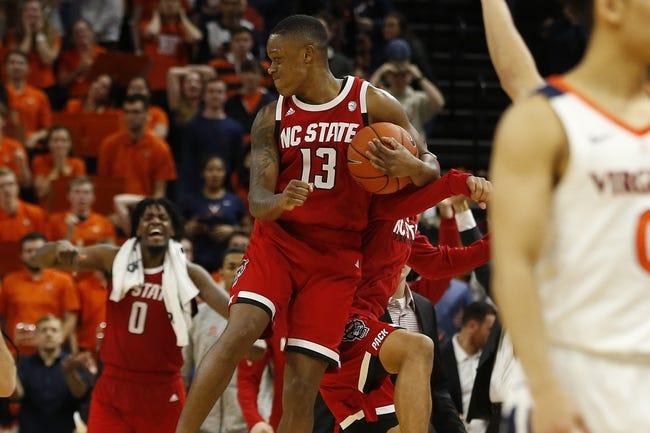 Virginia vs NC State College Basketball Picks, Odds, Predictions 2/24/21