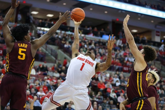 Minnesota vs Ohio State College Basketball Picks, Odds, Predictions 1/3/21