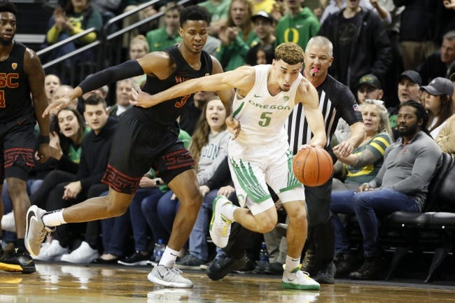 Oregon at USC: 2/22/21 College Basketball Picks and Predictions