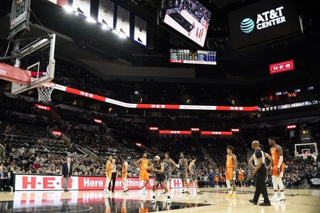 San Antonio Spurs at Phoenix Suns - 4/17/21 NBA Picks and Prediction