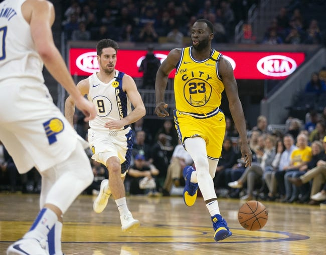 Indiana Pacers at Golden State Warriors - 1/12/21 NBA Picks and Prediction