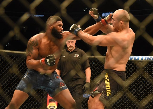 UFC Vegas 19: Derrick Lewis vs. Curtis Blaydes Picks and Predictions