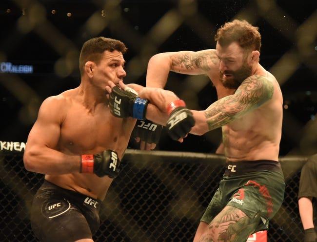 UFC 265: MIchael Chiesa vs. Vicente Luque Picks and Predictions