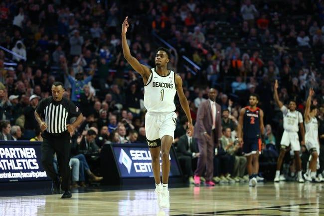 Virginia vs Wake Forest College Basketball Picks, Odds, Predictions 1/6/21