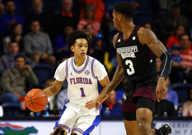 Florida at Mississippi State: 1/16/21 College Basketball Picks and Predictions