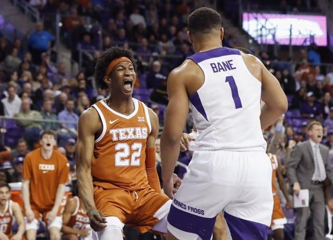Texas at TCU 3/7/21 College Basketball Picks and Predictions