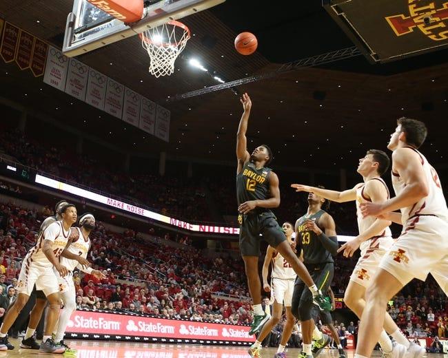 Baylor vs Iowa State College Basketball Picks, Odds, Predictions 2/23/21
