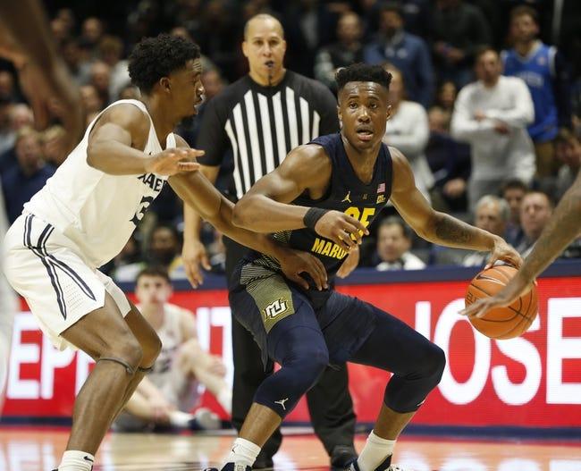 Xavier vs Marquette College Basketball Picks, Odds, Predictions 12/20/20