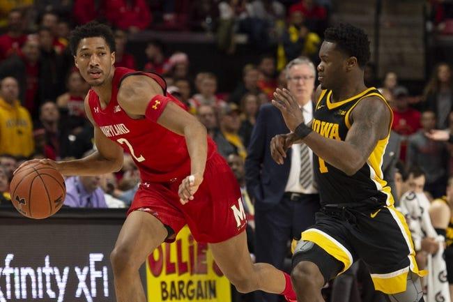 Maryland vs Iowa College Basketball Picks, Odds, Predictions 1/7/21