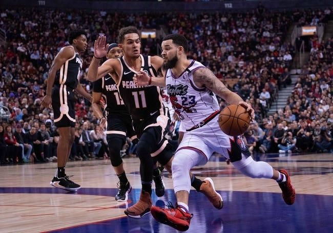 Atlanta Hawks vs Toronto Raptors NBA Picks, Odds, Predictions 2/6/21