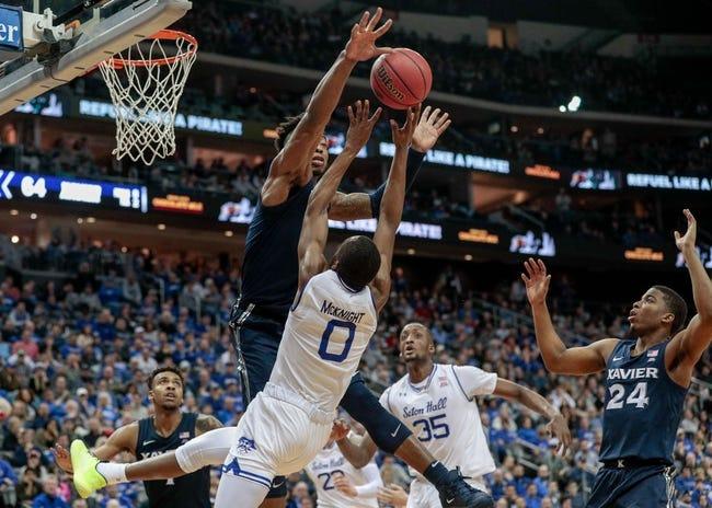Xavier vs Seton Hall College Basketball Picks, Odds, Predictions 12/30/20