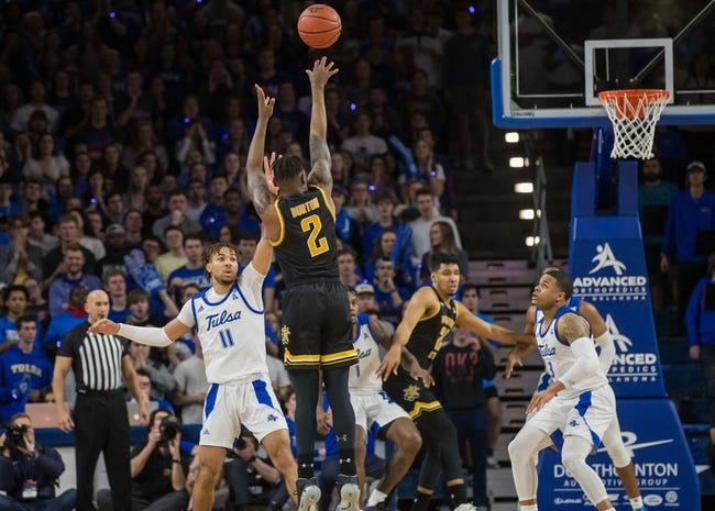Wichita State vs Tulsa College Basketball Picks, Odds, Predictions 1/13/21